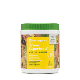 Green Superfood - Pineapple Lemongrass | GNC