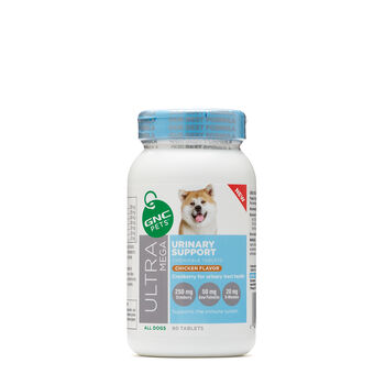 Ultra Mega Urinary Support - Chicken Flavor | GNC