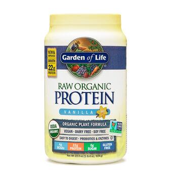 RAW Protein™ - VanillaVanilla | GNC