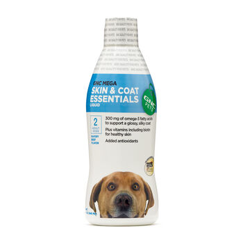 Mega Skin & Coat Essentials for Adult Dogs - Beef Flavor | GNC