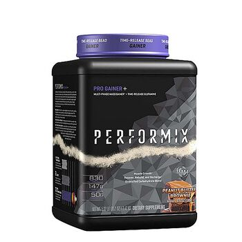 Pro Gainer+ - Peanut Butter BrowniePeanut Butter Brownie | GNC