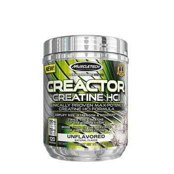 Creactor™ - UnflavoredUnflavored | GNC