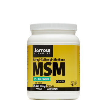 MSM 1000 Powder | GNC