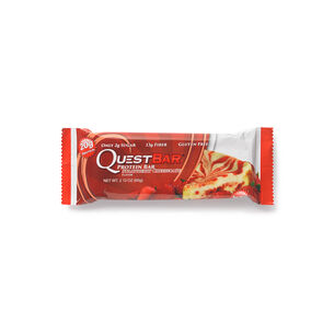 Quest Bar – Strawberry CheesecakeStrawberry Cheesecake | GNC