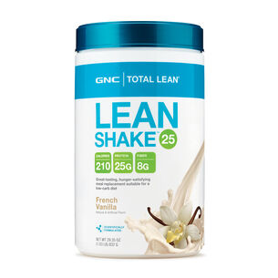Lean Shake™ 25 - French Vanilla | GNC