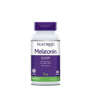 Melatonin TR 3 MG | GNC