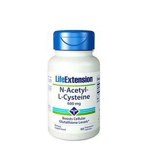 N-Acetyl-L-Cysteine 600 mg | GNC