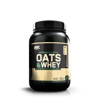 Oats & Whey - Milk Chocolate   GNC
