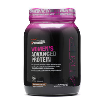 Women's Advanced Protein - Chocolate CupcakeChocolate Cupcake | GNC