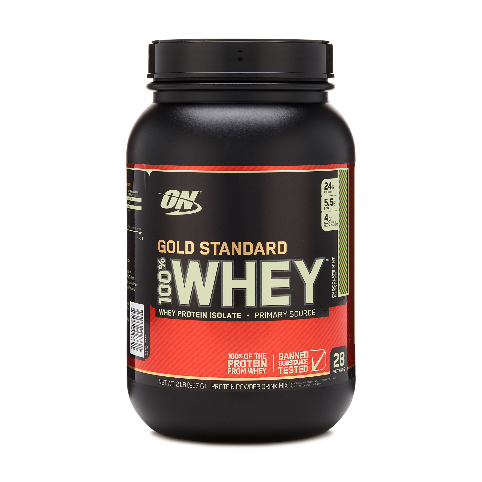 100% Whey Gold Standard - Chocolate Mint