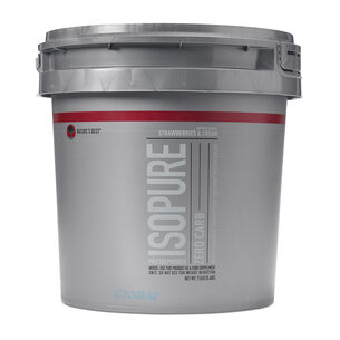Isopure Zero Carb -  Strawberries and CreamStrawberries and Cream | GNC