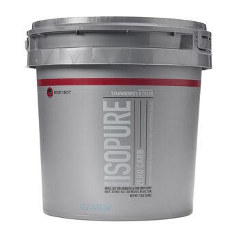 Isopure Zero Carb -  Strawberries and CreamStrawberries and Cream | GNC