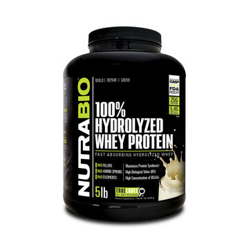 100% Hydrolyzed Whey Protein- UnflavoredUnflavored | GNC