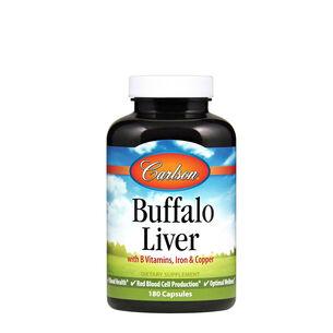 Buffalo Liver | GNC