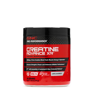 XR Series™ Creatine Advance XR™ - Unflavored | GNC