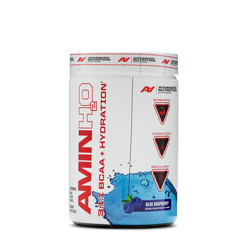 AminH2O - Cherry LimeadeBlue Raspberry | GNC
