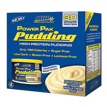 Power Pak Pudding - Vanilla CremeVanilla | GNC