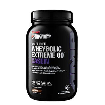 Amplified Wheybolic Extreme 60™ Casein - ChocolateChocolate | GNC