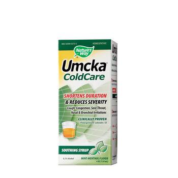 Umcka® ColdCare Syrup - Mint-Menthol | GNC