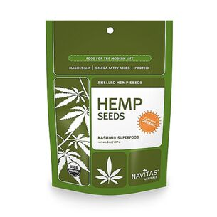 Kashmir Superfood - Hemp Seeds | GNC