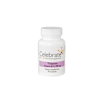 Thiamin (Vitamin B-1) 100mg | GNC