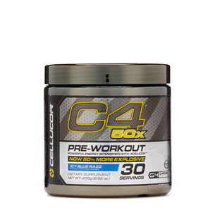 C4® 50x - Icy Blue RazzIcy Blue Razz | GNC