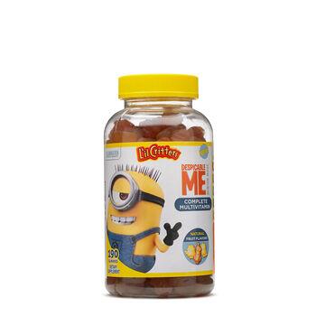 Despicable Me Complete Multivitamin - Strawberry-Banana & Orange   GNC