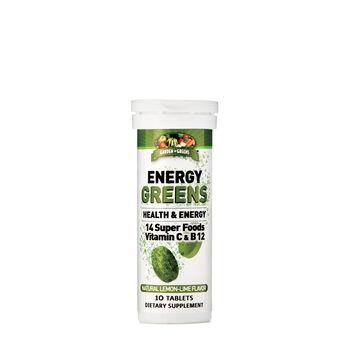 Energy Greens - Lemon-Lime Flavor | GNC