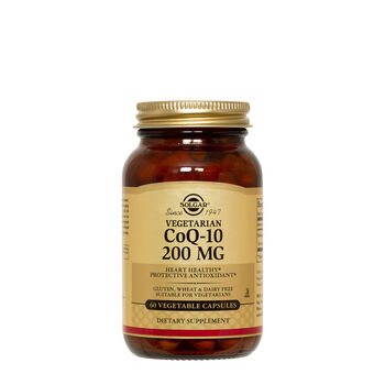 Vegetarian CoQ-10 200 mg | GNC
