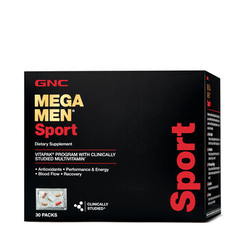 Mega Men® Sport Vitapak® Program | GNC