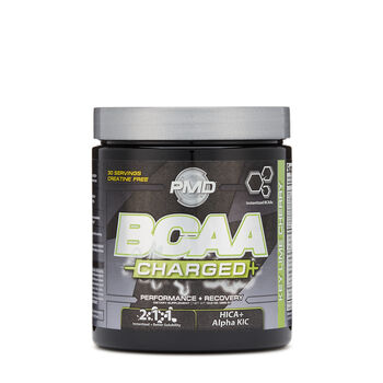 BCAA Charged+ - Key Lime CherryKey Lime Cherry | GNC