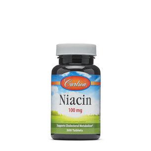 Niacin 100 mg | GNC