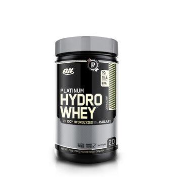 Platinum Hydro Whey® - Chocolate MintChocolate Mint | GNC