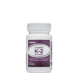 GNC 비타민K Vitamin K-2 - 100 mcg