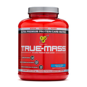 True-Mass™ - Vanilla Ice CreamVanilla Ice Cream | GNC