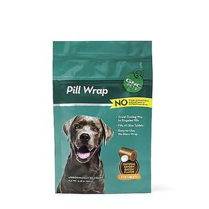 Pill Wrap - For Tablets - Natural Savory Bacon Flavor | GNC