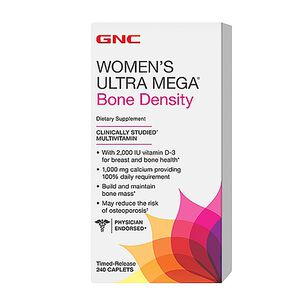 Ultra Mega Bone Density | GNC