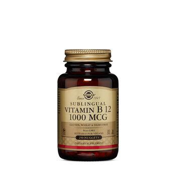 Sublingual Vitamin B12 1000 MCG | GNC