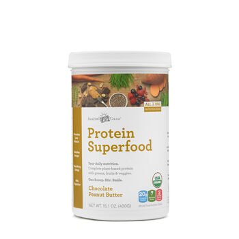 Protein Superfood - Chocolate Peanut ButterChocolate Peanut Butter | GNC