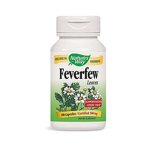 Feverfew Leaves | GNC