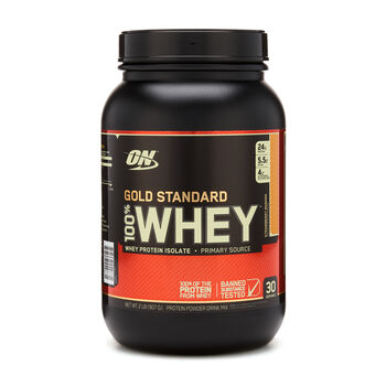 Gold Standard 100% Whey™ - Strawberry BananaStrawberry Banana | GNC