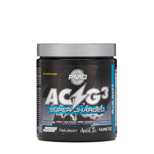 ACG3® SUPER-CHARGED+ - Blue RazzBlue Razz | GNC