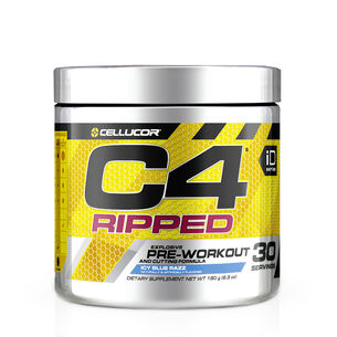 C4® Ripped - Icy Blue RazzIcy Blue Razz | GNC