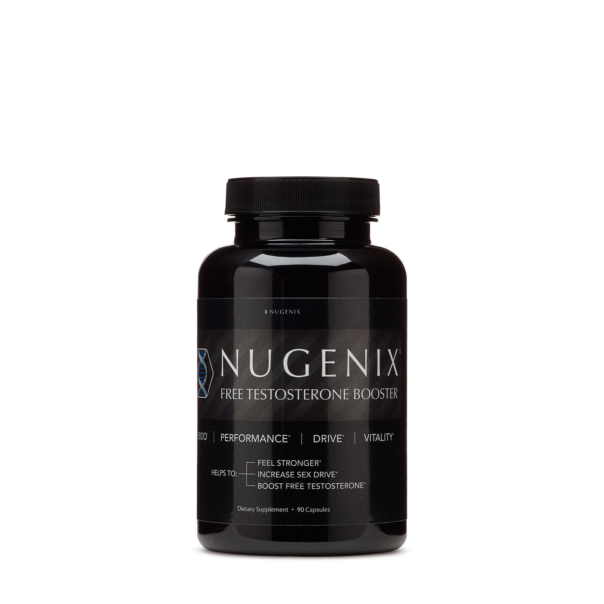 Nugenix® Testosterone Booster | GNC