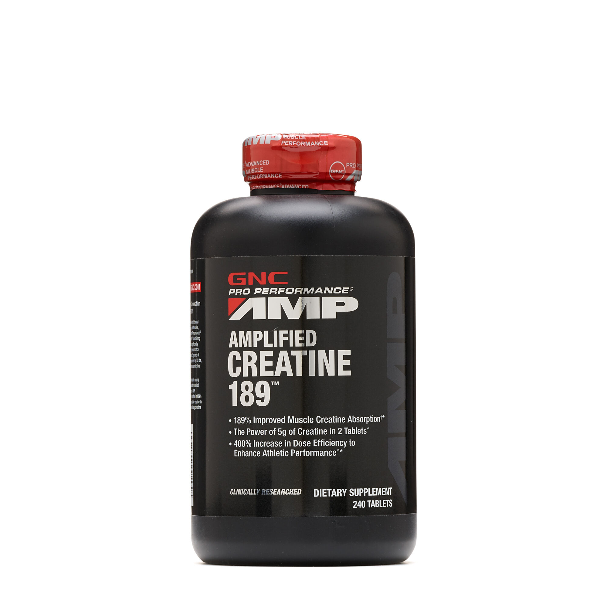 Amplified Creatine 189 Trade Gnc