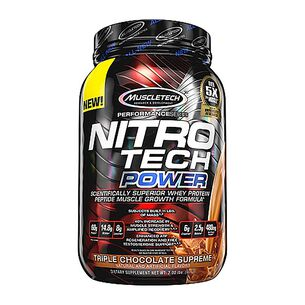 Nitro-Tech® POWER - Triple Chocolate SupremeTriple Chocolate Supreme | GNC
