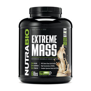 Extreme Mass - VanillaVanilla | GNC