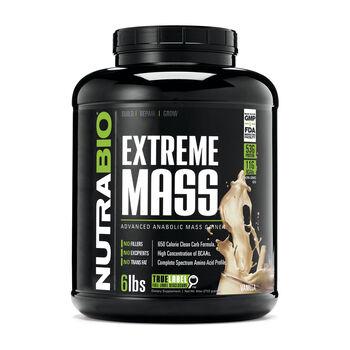 Extreme Mass - VanillaVanilla   GNC