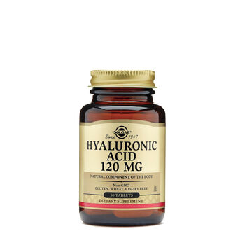Hyaluronic Acid 120 mg | GNC