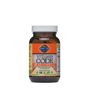 Vitamin Code™ Raw Vitamin C™ | GNC